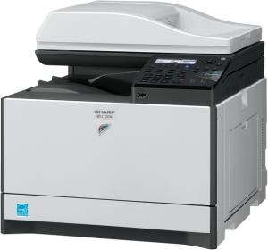 SHARP MX-C300W színes hálózati nyomtató-másoló-szkenner